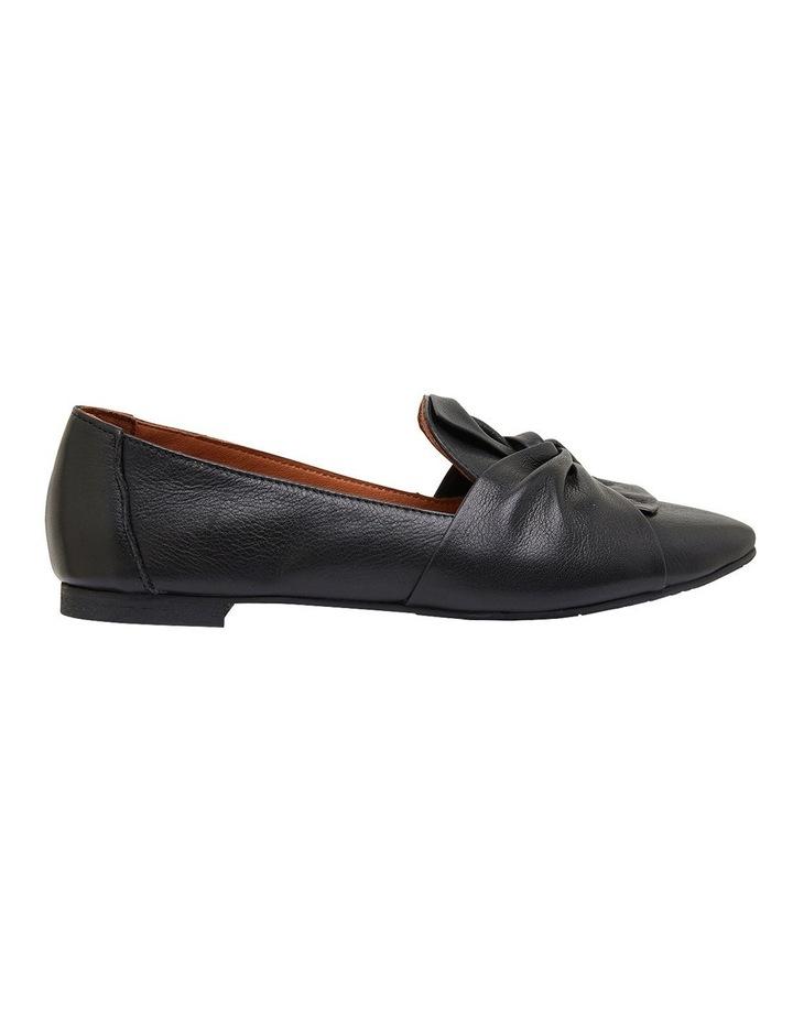 Rosco Black Glove Flat Shoes image 1