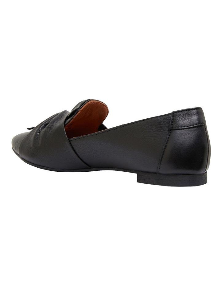 Rosco Black Glove Flat Shoes image 7