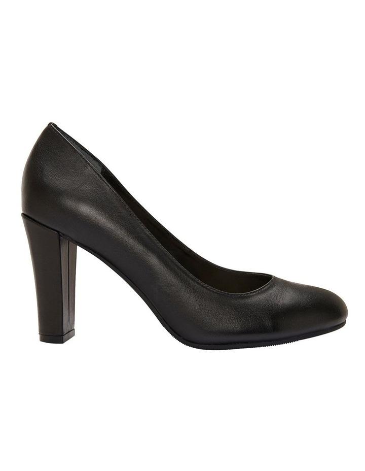 Alibi Black Glove Heeled Shoes image 1