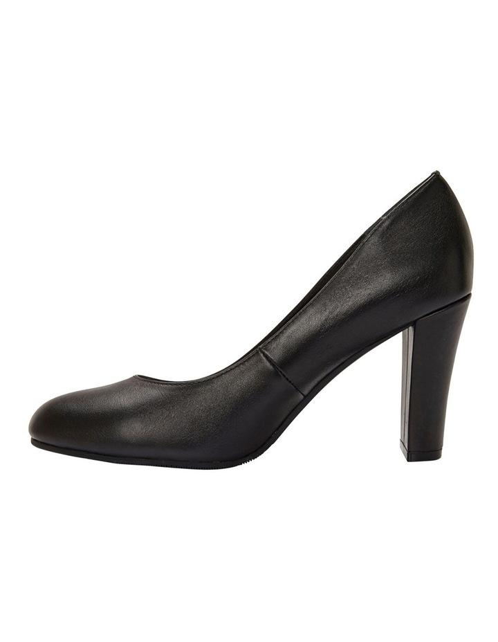 Alibi Black Glove Heeled Shoes image 3