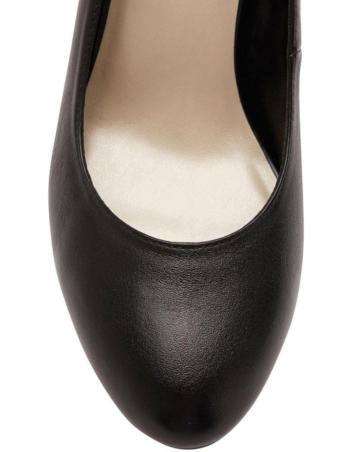 Alibi Black Glove Heeled Shoes image 5