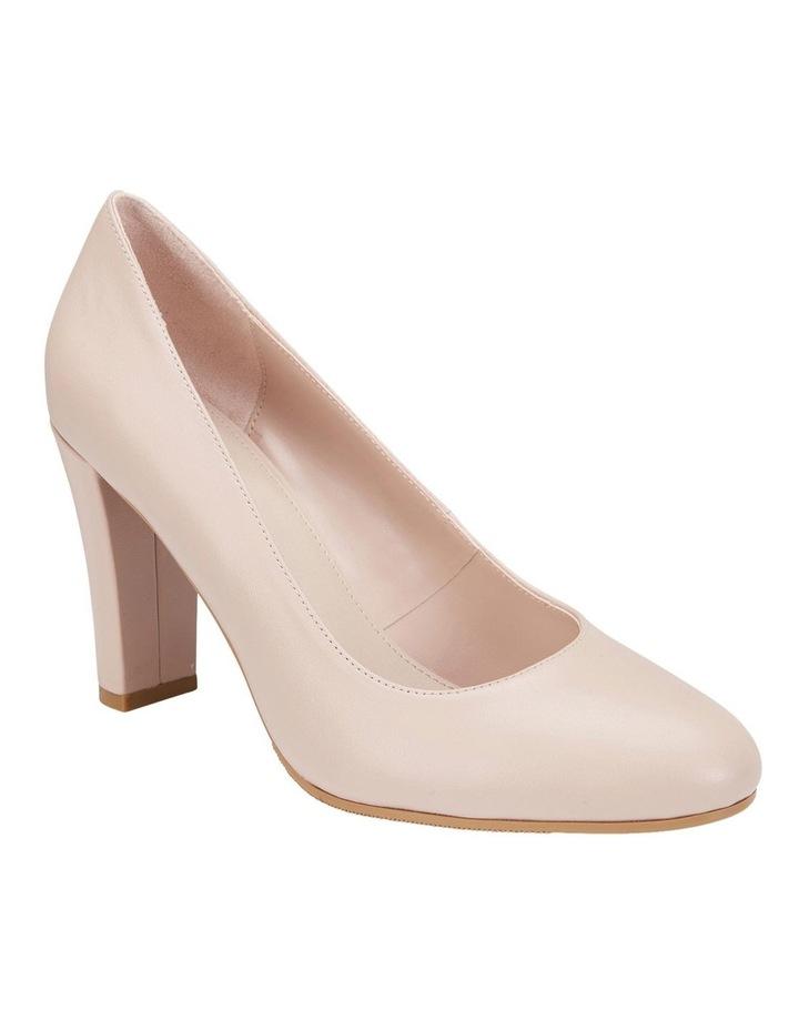Alibi Blush Glove Heeled Shoes image 2