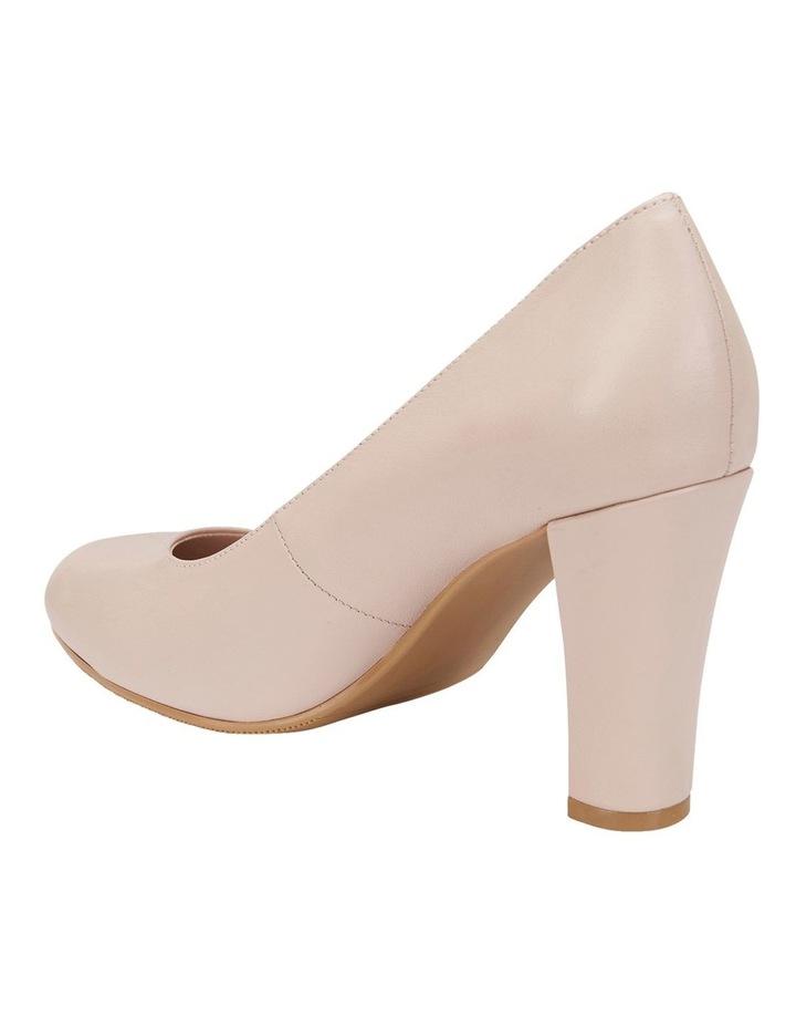 Alibi Blush Glove Heeled Shoes image 4