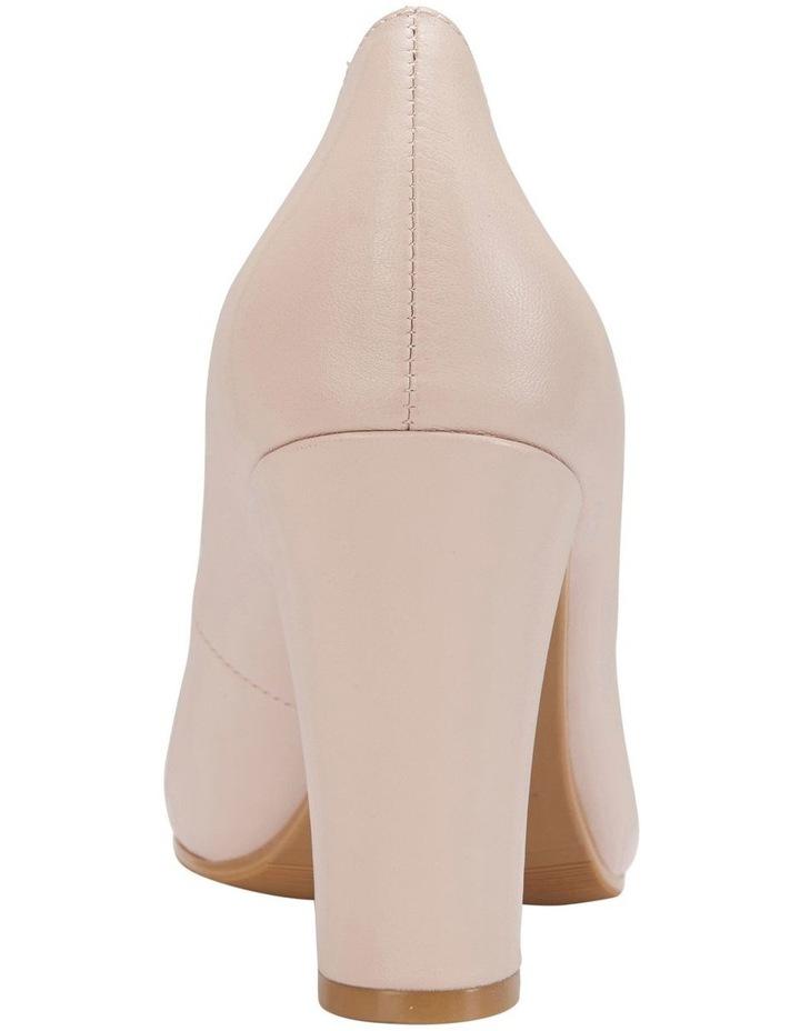 Alibi Blush Glove Heeled Shoes image 5