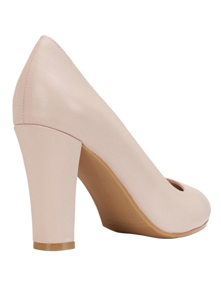 Alibi Blush Glove Heeled Shoes image 6