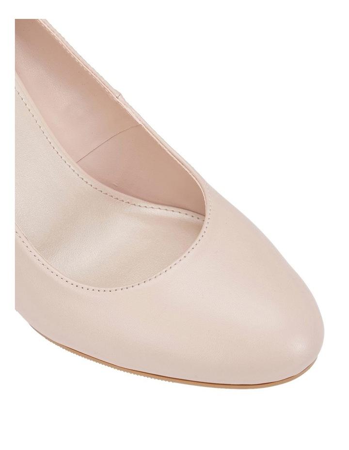 Alibi Blush Glove Heeled Shoes image 7