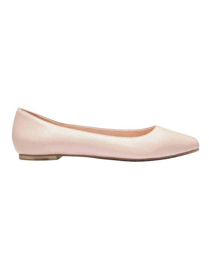 Lucia Blush Glove Flat Shoes image 1