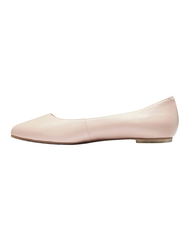 Lucia Blush Glove Flat Shoes image 3