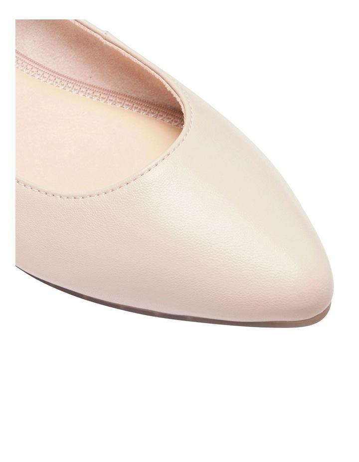 Lucia Blush Glove Flat Shoes image 5