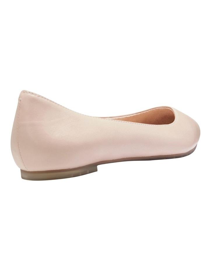 Lucia Blush Glove Flat Shoes image 6