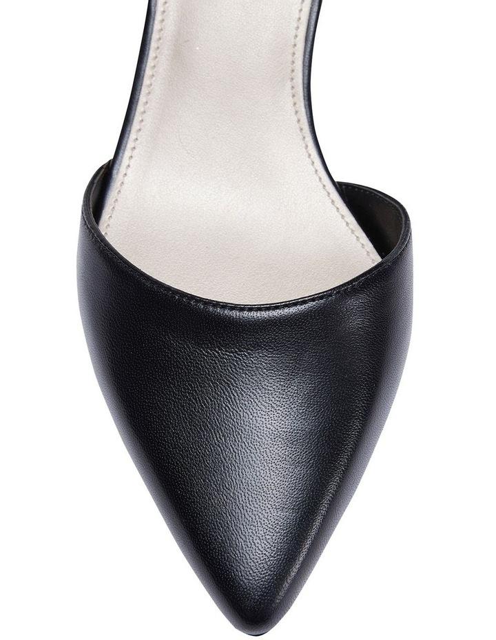 Dash Black Glove Heeled Shoes image 5