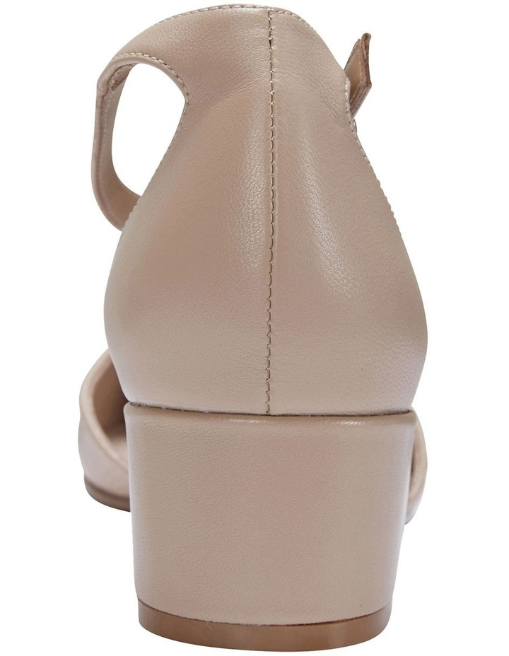 Dash Nude Glove Heeled Shoes image 4