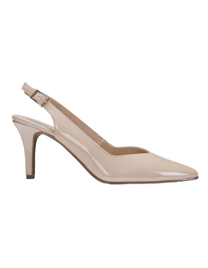 Maestro Nude Patent Heeled Shoes image 1