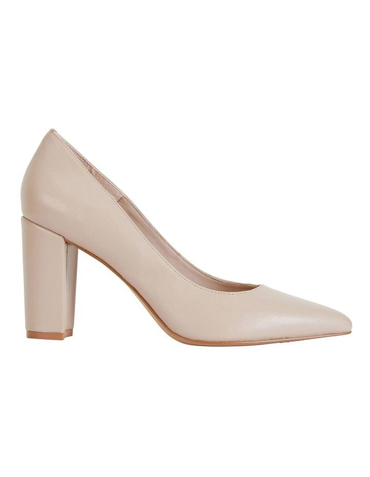 Lyric Blush Glove Heeled Shoes image 1