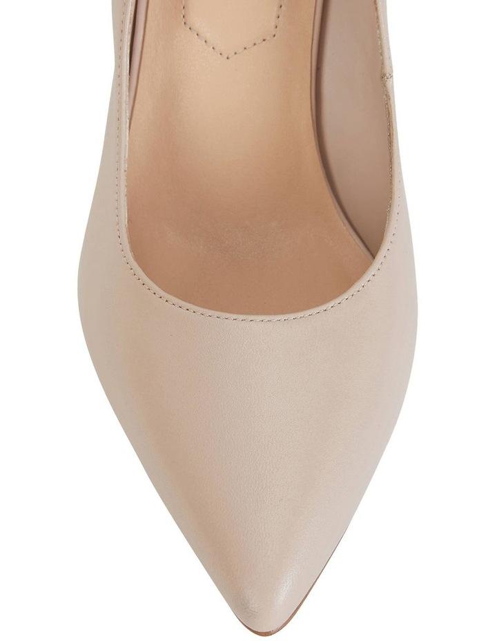 Lyric Blush Glove Heeled Shoes image 4
