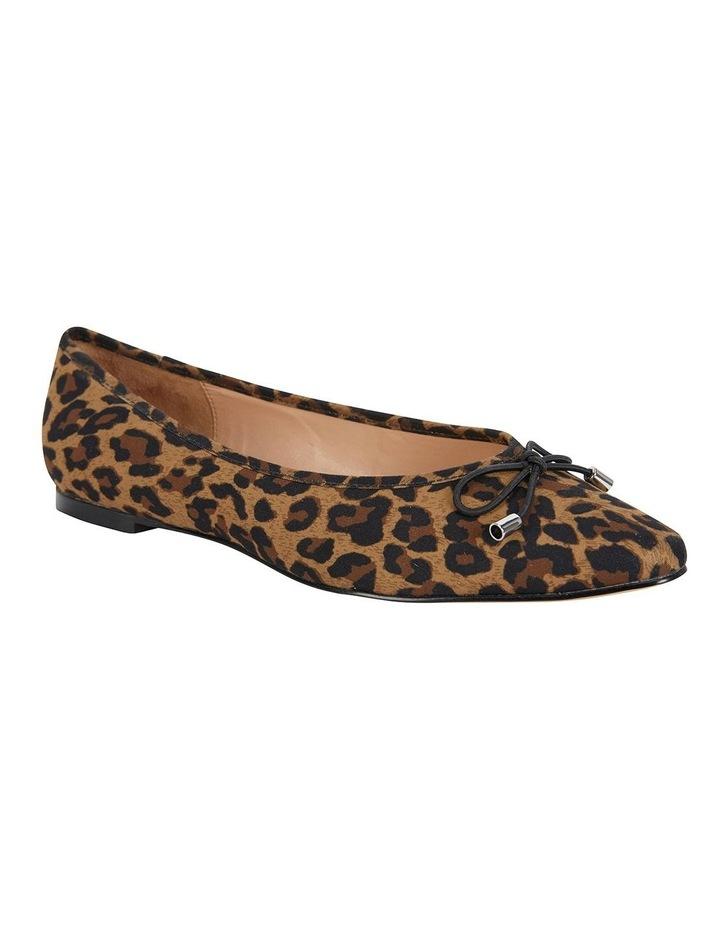 Kindle Animal Fabric Glove Flat Shoes image 2