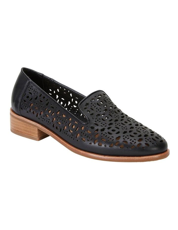 Satchel Black Glove Flat Shoes image 1