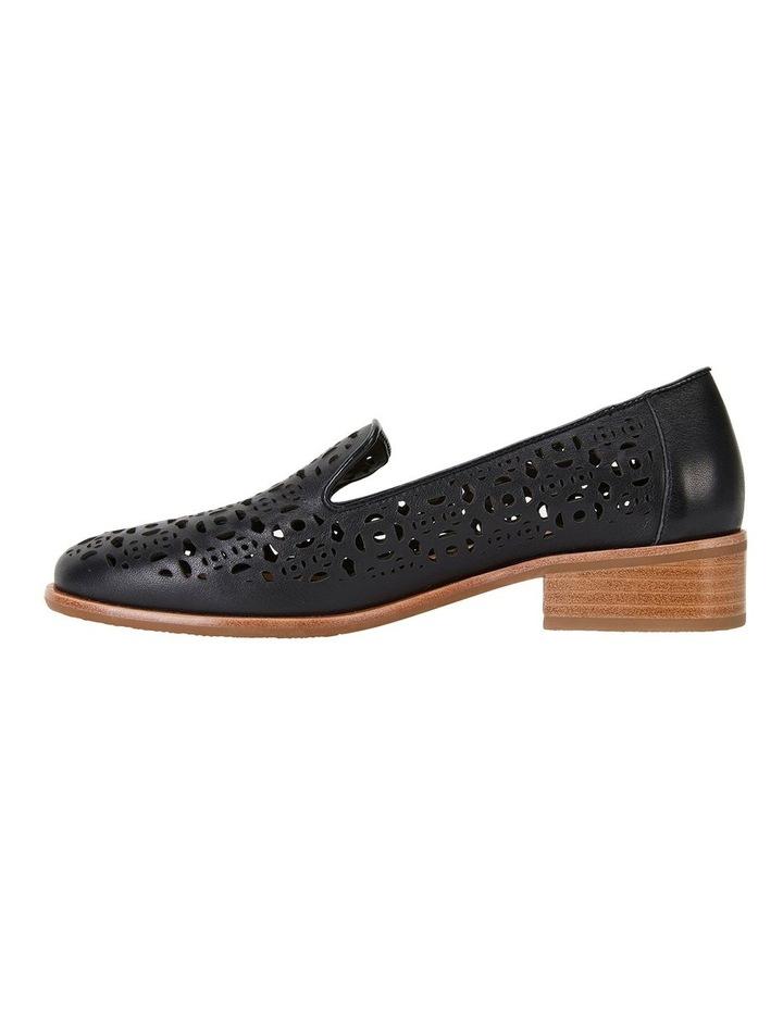 Satchel Black Glove Flat Shoes image 2