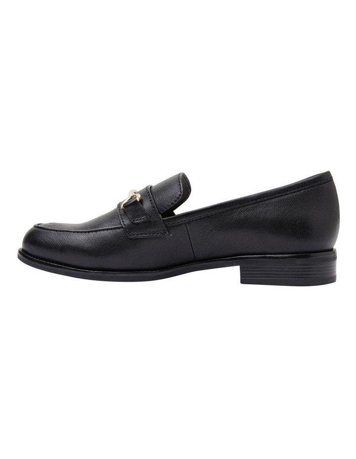 Paragon Black Glove Flat Shoes image 3