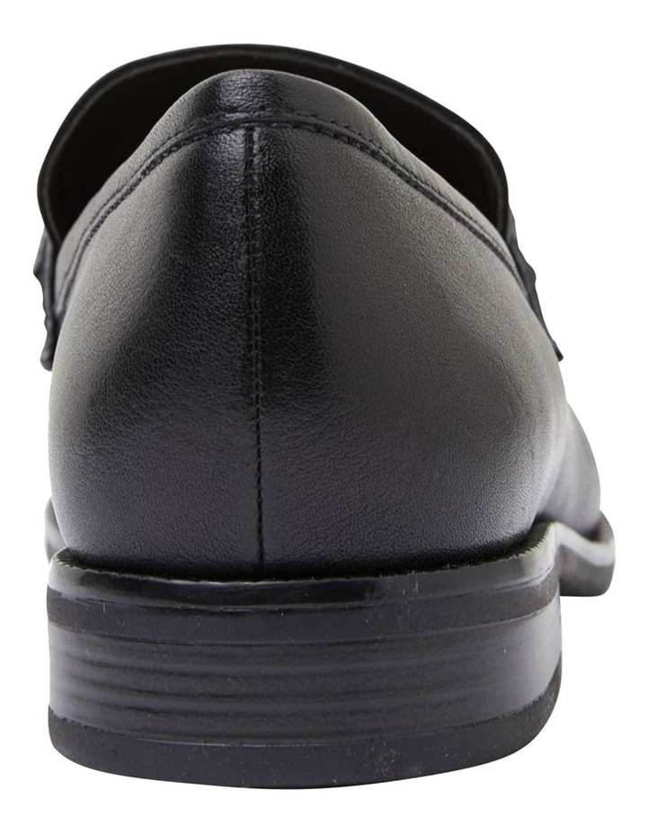 Paragon Black Glove Flat Shoes image 6