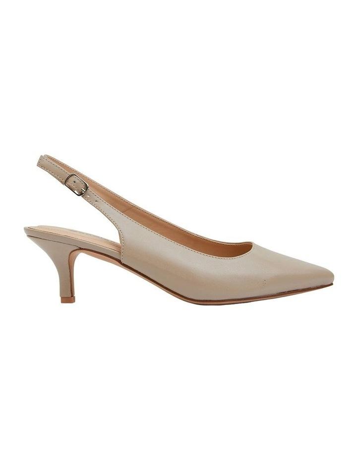 Nina Nude Glove Heeled Shoes image 1