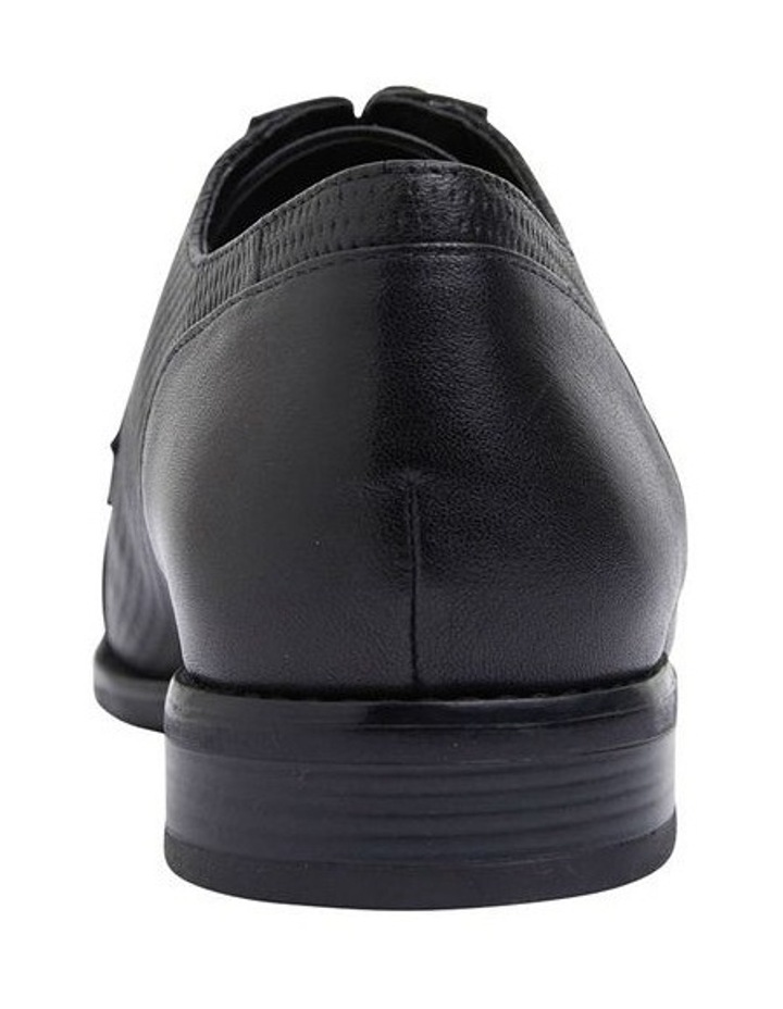 Panache Black Glove Flat Shoes image 3