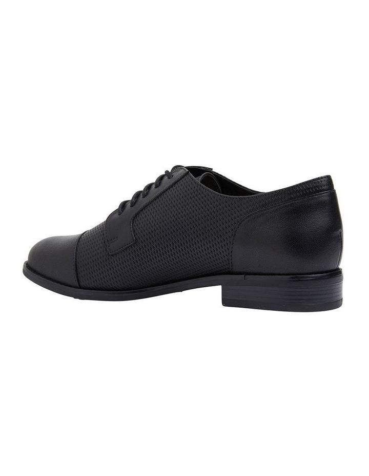 Panache Black Glove Flat Shoes image 5