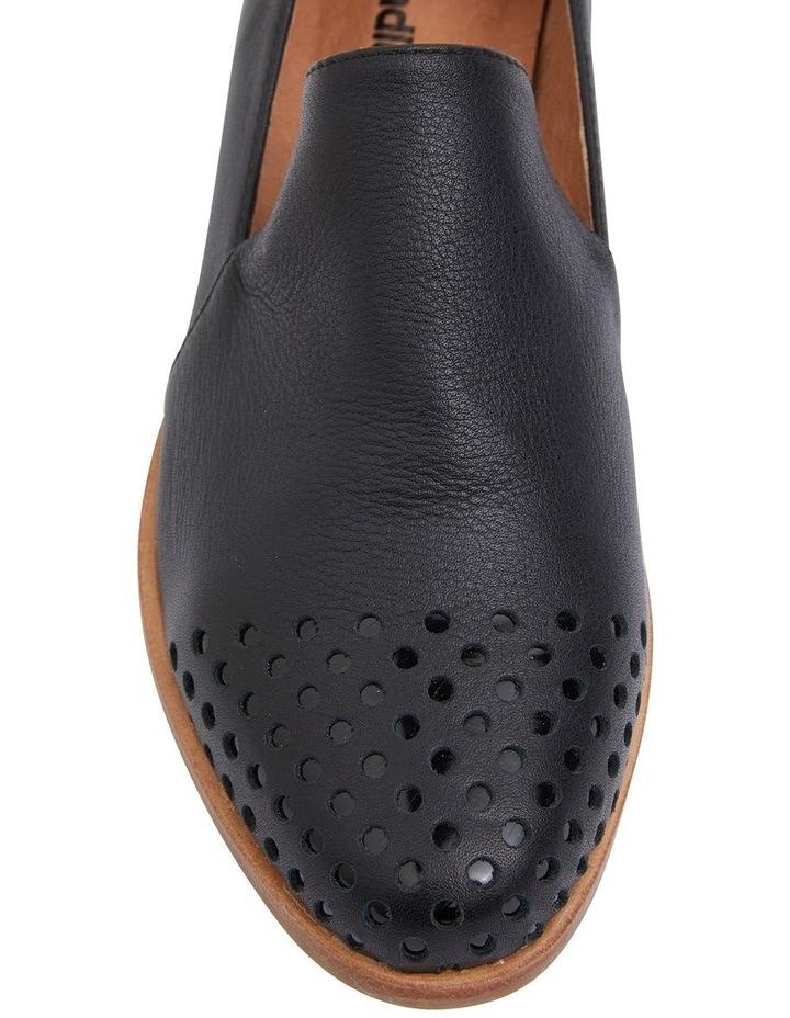 Shade Black Multi Flat Shoes image 6