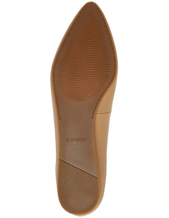 Laura Camel Glove Flat Shoes image 5