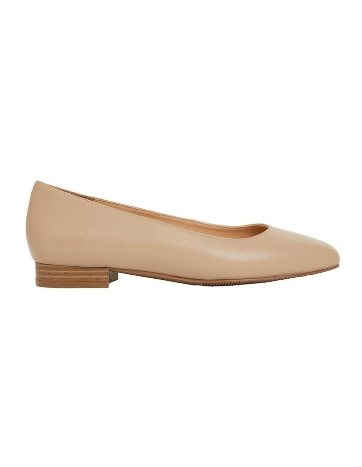 Gaby Nude Glove Flat Shoes image 1