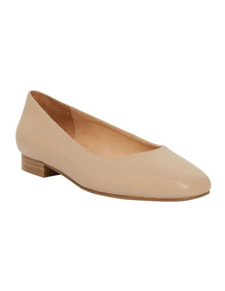 Gaby Nude Glove Flat Shoes image 2