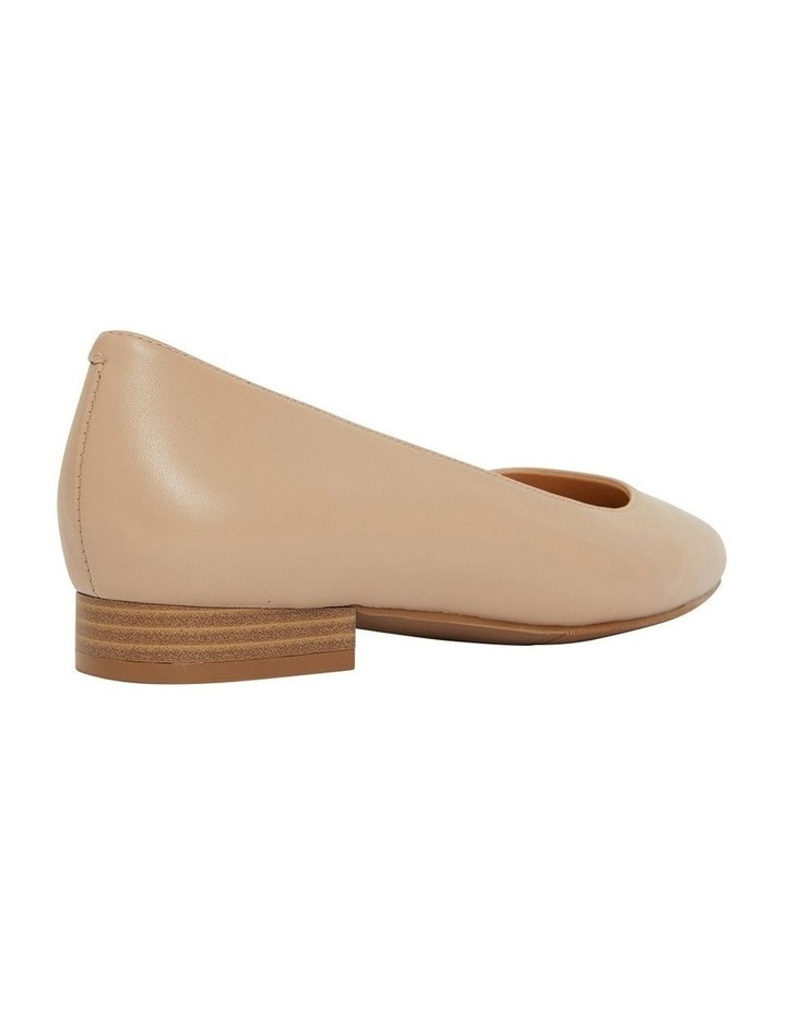Gaby Nude Glove Flat Shoes image 4