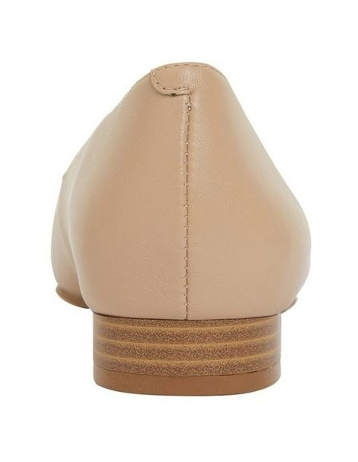 Gaby Nude Glove Flat Shoes image 5