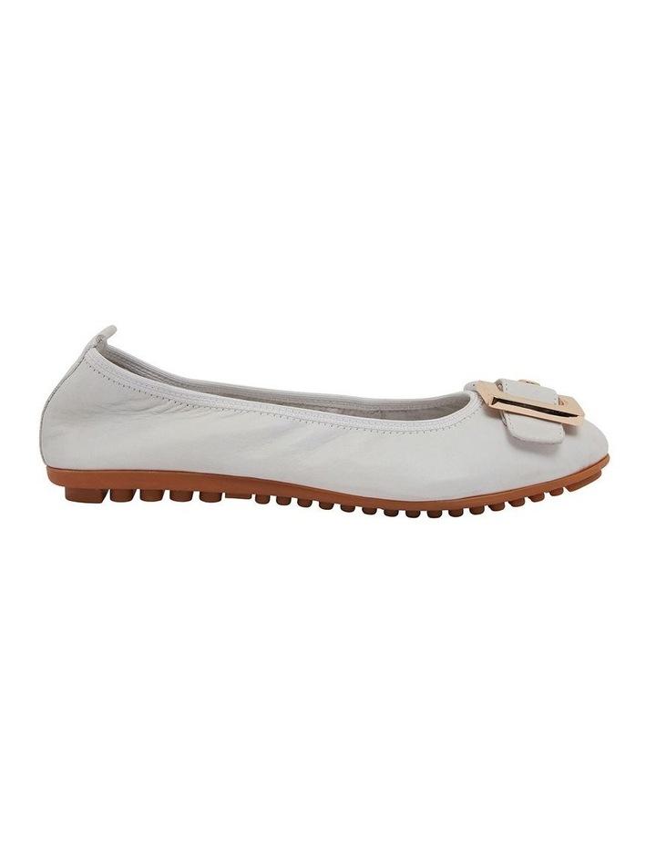 Pentagon White Glove Flat Shoes image 1