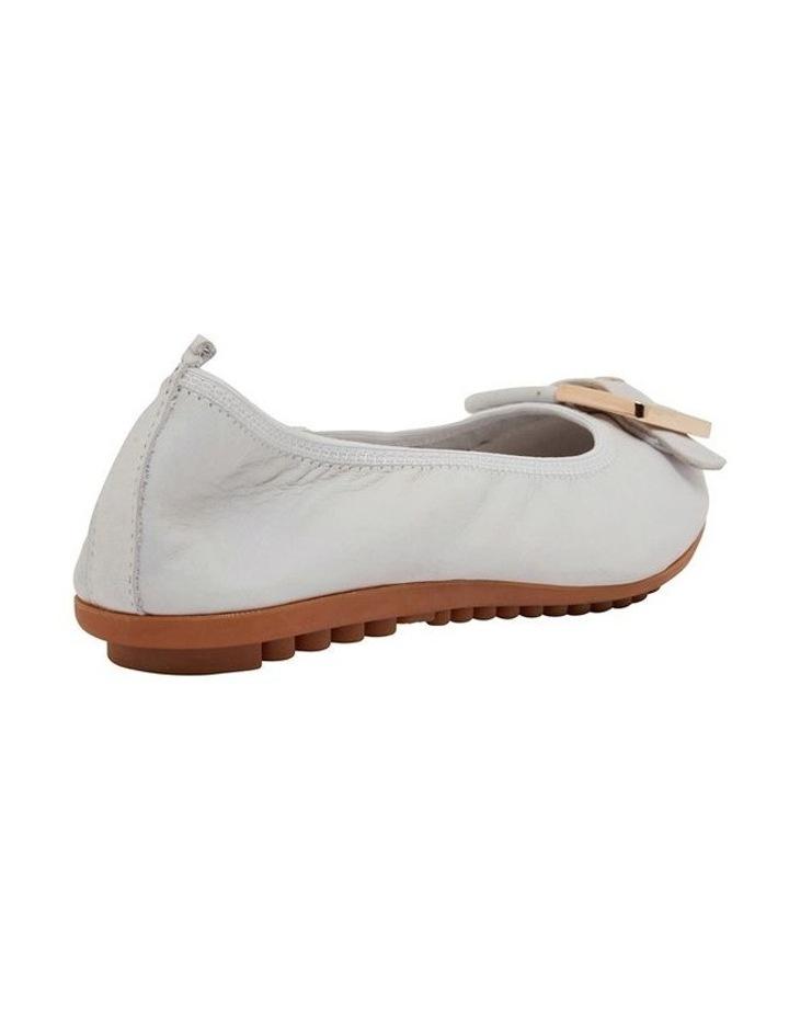 Pentagon White Glove Flat Shoes image 3