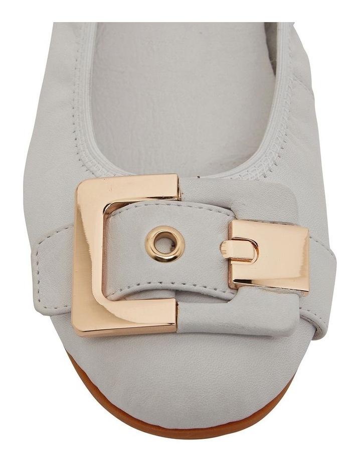 Pentagon White Glove Flat Shoes image 6