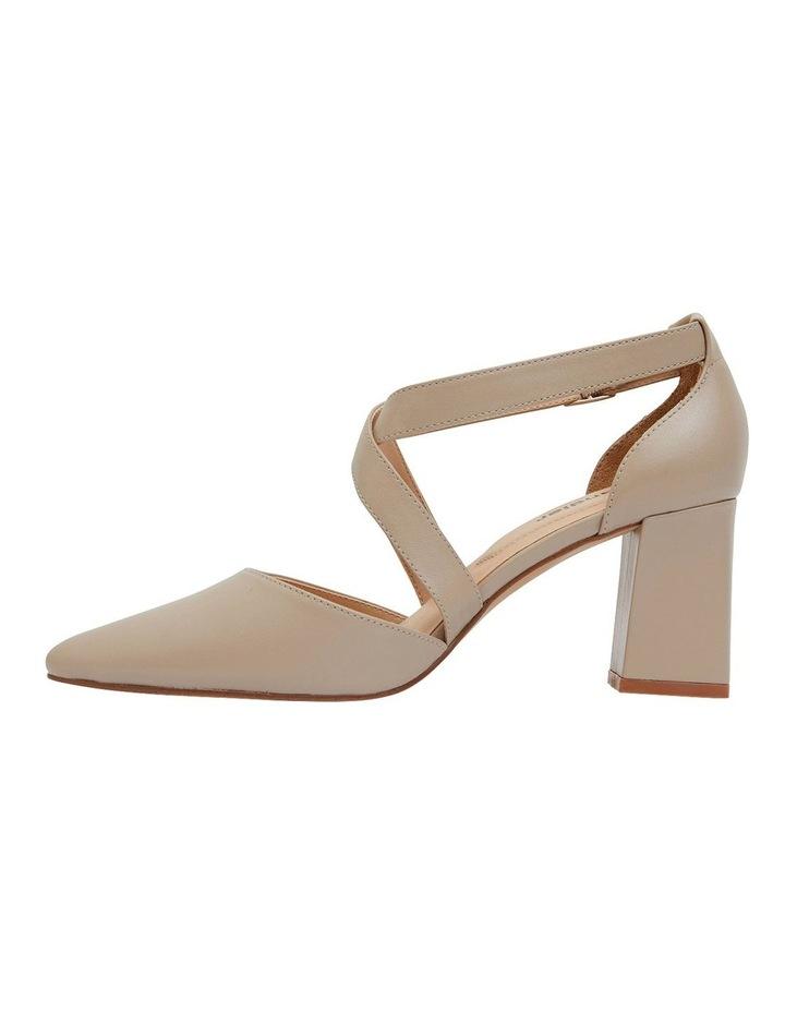 Kara Nude Glove Heeled Shoes image 3