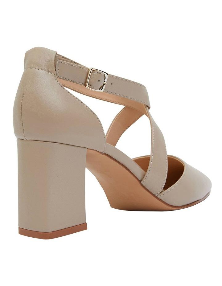 Kara Nude Glove Heeled Shoes image 4