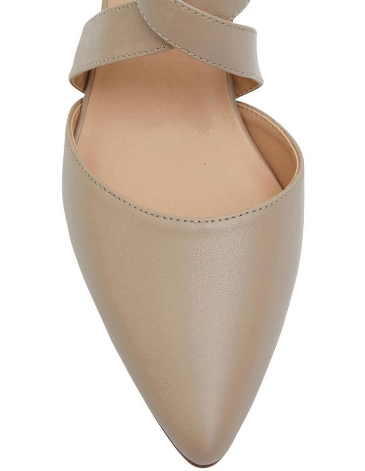 Kara Nude Glove Heeled Shoes image 6