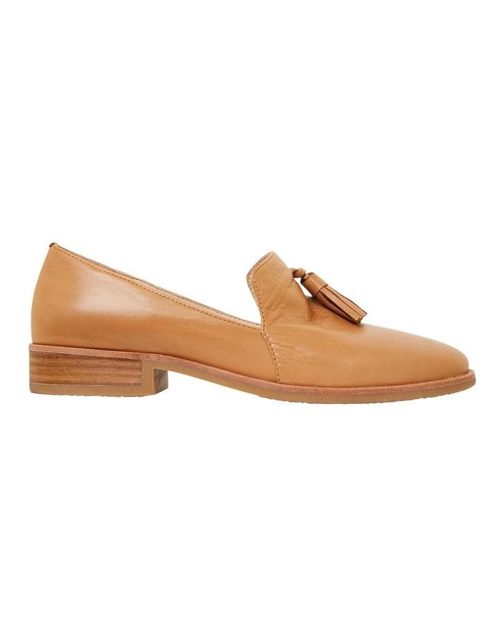 Salvador Cognac Glove Flat Shoes image 1