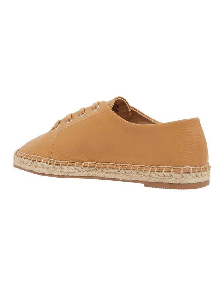 Bayside Tan Smooth Flat Shoes image 7