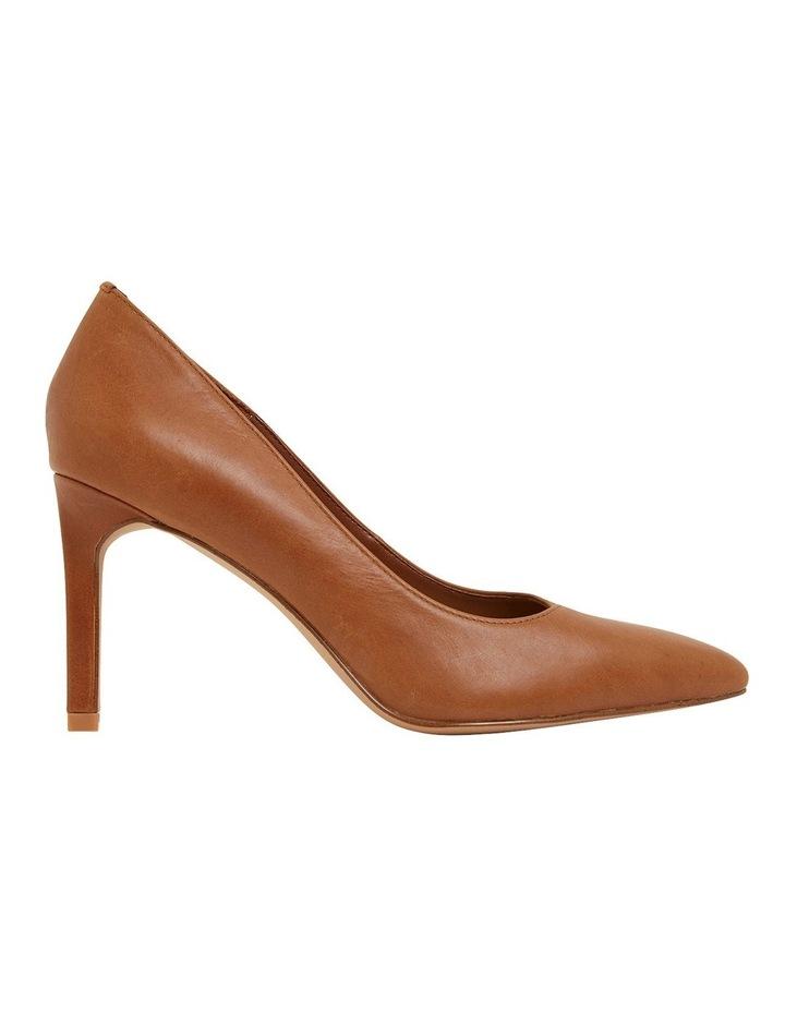 Octavia Cognac Glove Heeled Shoes image 1