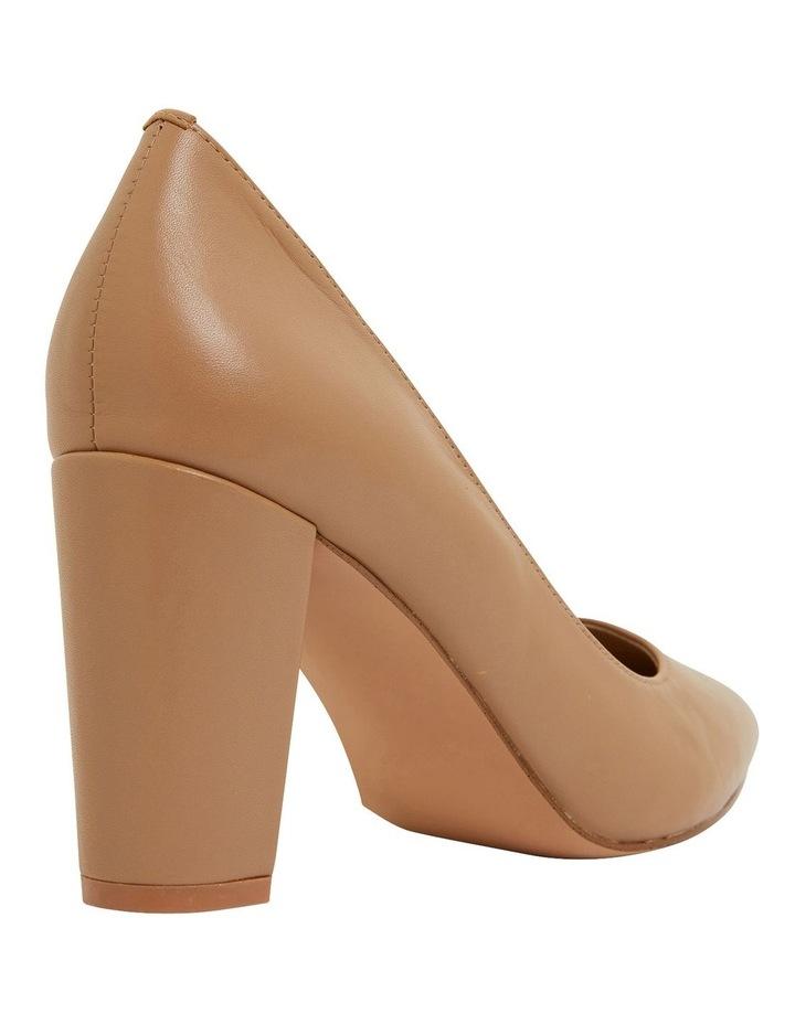 Lyric Camel Glove Heeled Shoes image 4