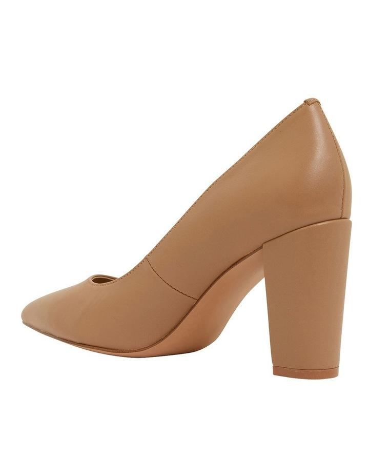Lyric Camel Glove Heeled Shoes image 6