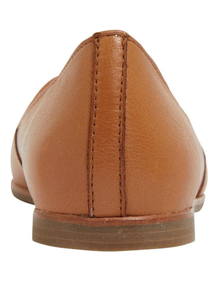 Rachael Tan Glove Flat Shoes image 6