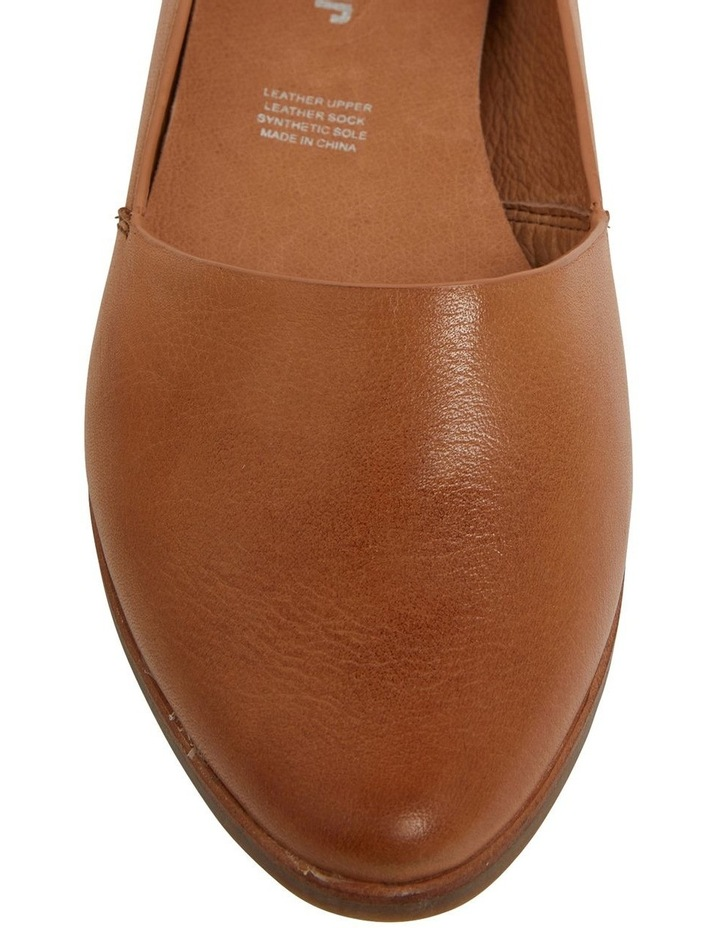 Rachael Tan Glove Flat Shoes image 7