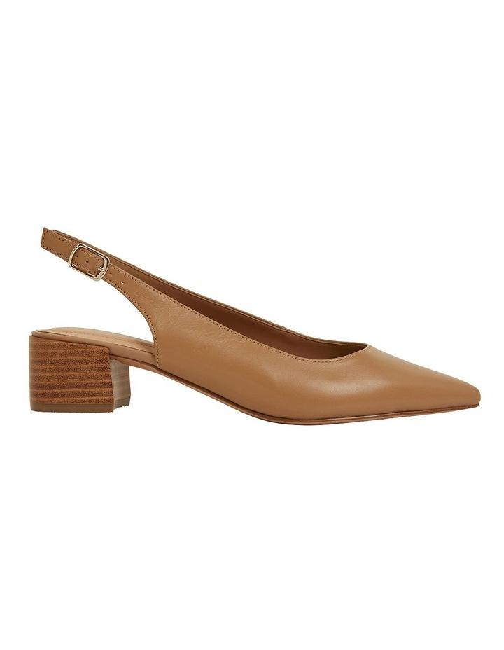 Dena Camel Glove Heeled Shoes image 1