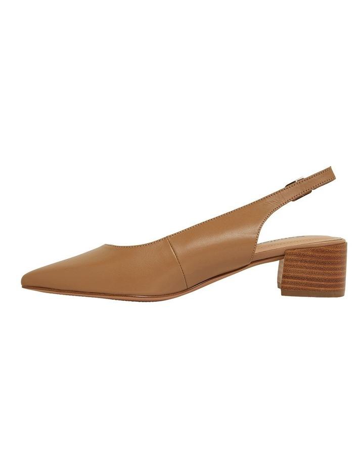 Dena Camel Glove Heeled Shoes image 3