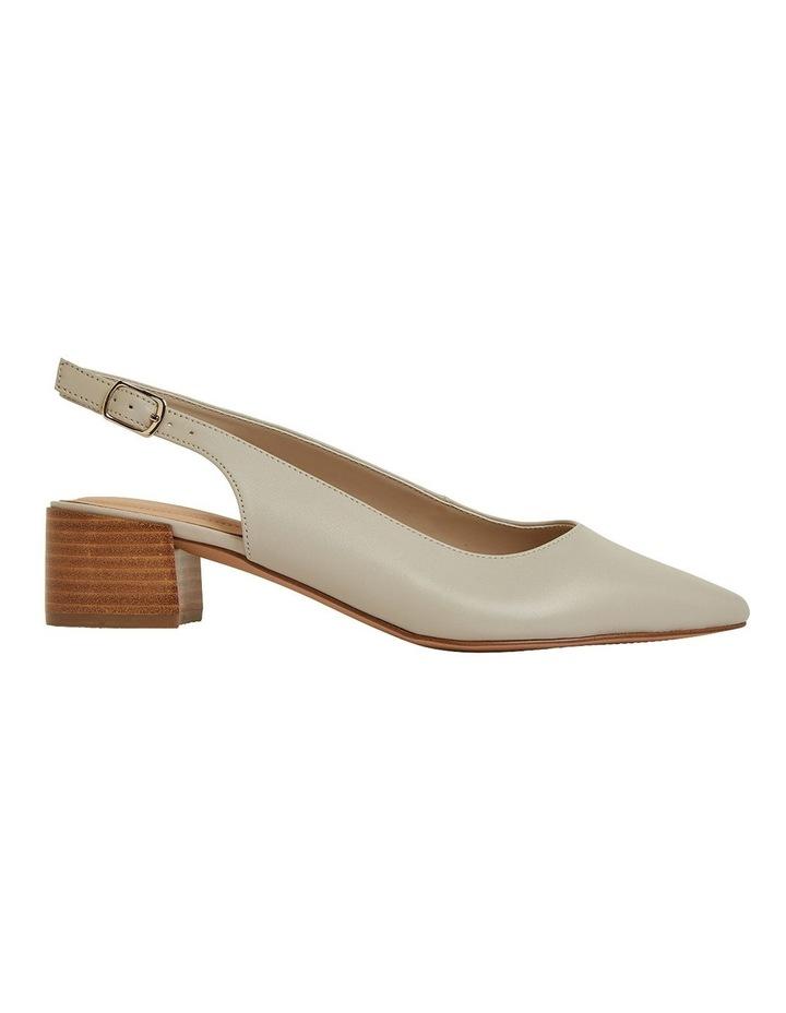 Dena Ivory Glove Heeled Shoes image 1