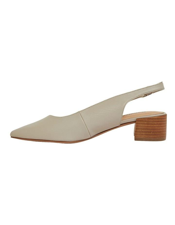 Dena Ivory Glove Heeled Shoes image 3